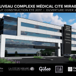 Complexe medical - Projet Residentiel Mirabel