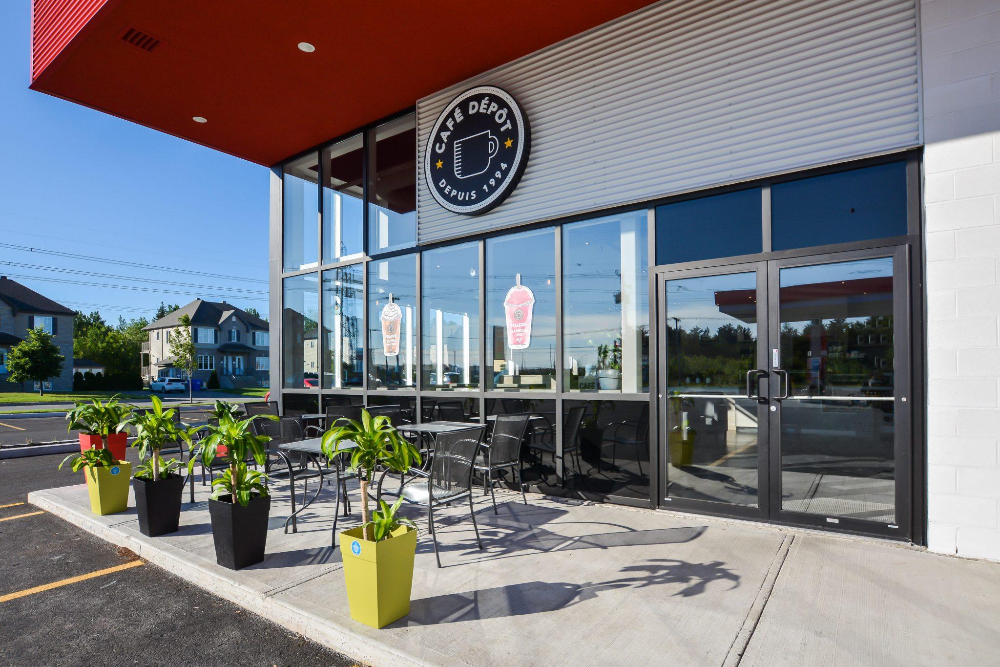 Accueil - Café Dépôt | Projet Residentiel a Mirabel