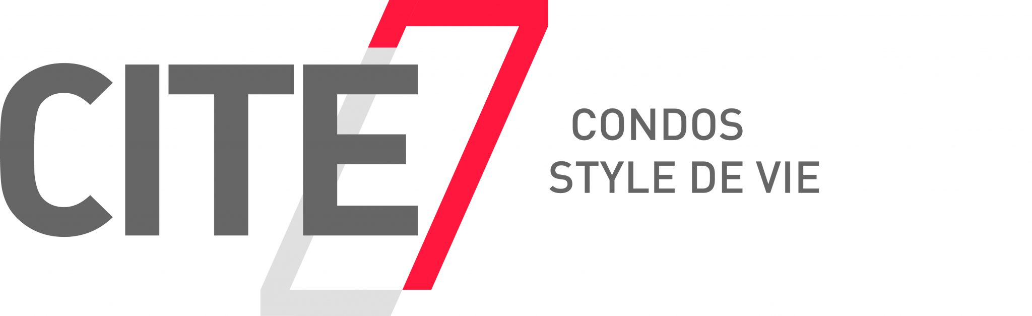 Logo Cite7 - Condos neufs a vendre a Mirabel