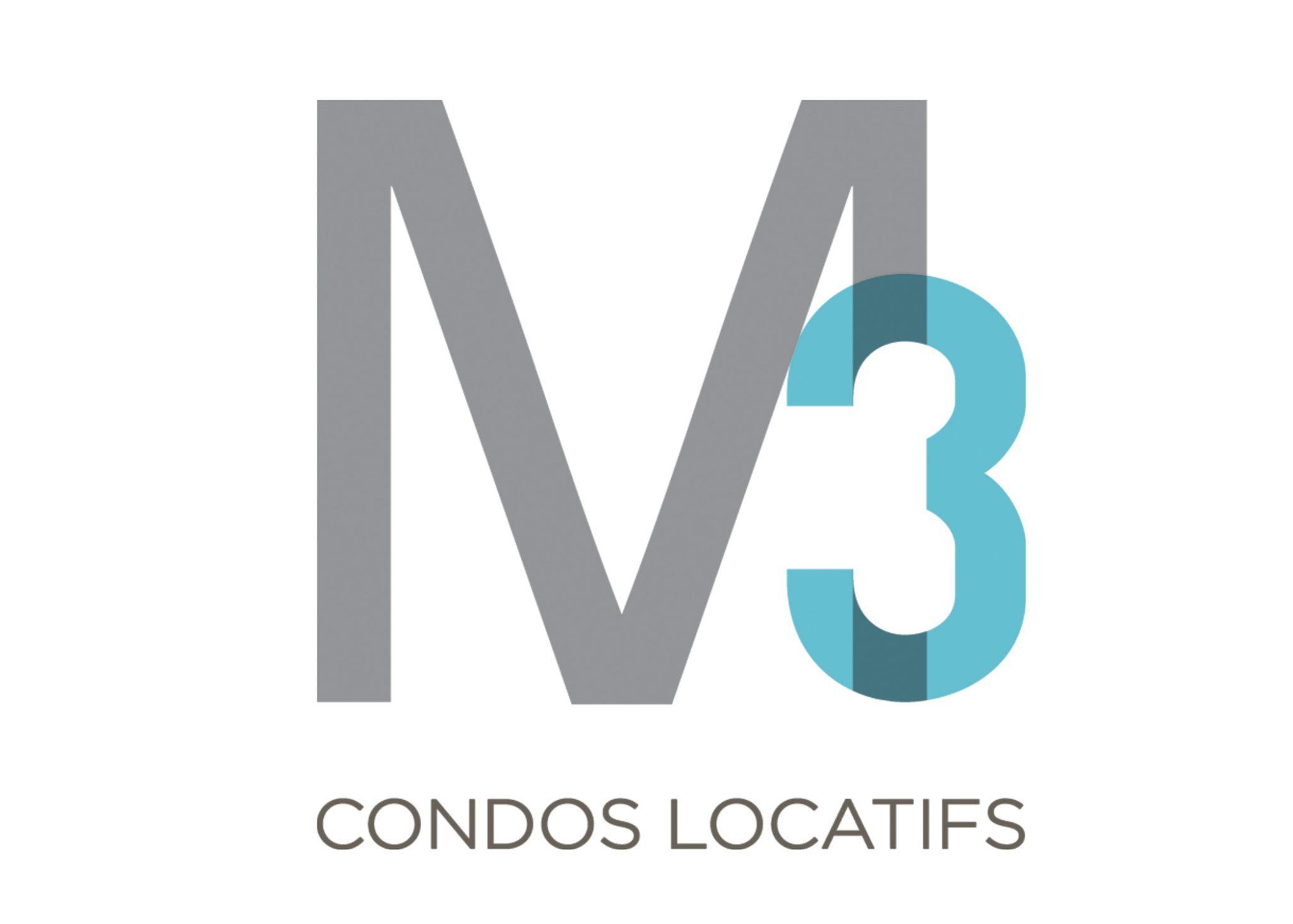 Logo M3CondosLocatifs | Projet de condos locatifs a Mirabel